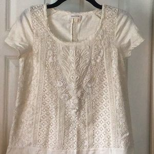 Adorable embroidered tunic